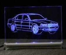 BMW 7er E38 LED Schild 725 728 730 735 740 750 cargrav