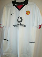 Manchester United 2002-2003 Away Football Shirt Size Small /20380