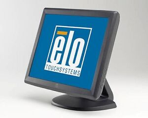 "ELO Touchmonitor 1515L E210772 NEW 15"" Accutouch USB/SER FREE SHIPPING"