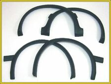 WING WHEEL ARCH MOULDING TRIM SET LEFT+RIGHT FRONT+REAR FOR VW GOLF MK2 II 87-91