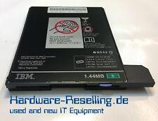 Lenovo IBM Thinkpad FDD Floppy Disk Laufwerk mit Rahmen schwarz 08K9606 13N6767