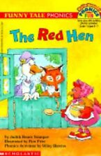 The Red Hen by Wiley Blevins & Judith Bauer Stamper (1998 Paperback) Phonics Fun