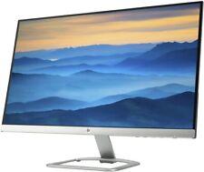 HP 27 es led 27 pulgadas monitor VGA HDMI 7ms negro/plata Backlight