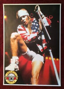 # Guns'n'Roses #  Use Your Illusion Poster 1992 Top-Zustand 61/87 cm