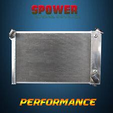 3-Row/Core Aluminum Radiator For Chevrolet Corvette Base V8 5.7L AT MT 69-72