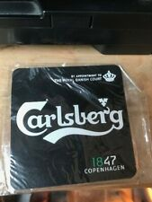 Carlsberg onderlegger Coaster new PVC