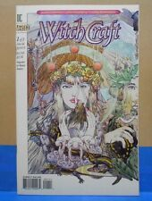 WITCHCRAFT #1 of 3 1994 Vertigo/DC 9.0 VF/NM Uncertified ALL COVERS MERGE TO ONE