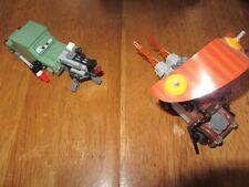 Cars 2 Lego set 9483 Agent Mater's Escape
