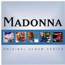 CD de musique en coffret Madonna, sur album