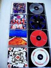 Red Hot Chili Peppers - 4 CD`s Sammlung