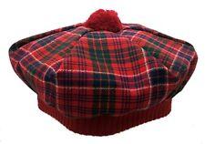 sconto più votato nuovo stile di vita prezzo interessante Cappello scozzese a cappelli da uomo | Acquisti Online su eBay