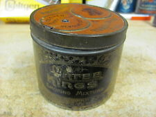 THREE KINGS TOBACCO TIN SMOKING MIXTURE CAN RARE PAT 1901 EARLY ANTIQUE CAN