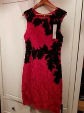 Roman Originals 14 - Never worn, Red & Black Dress - condition is as new