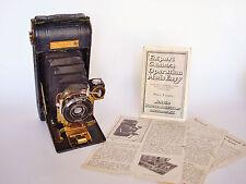 AGFA No. 1 ANSCO DE LUXE Vintage folding camera