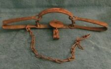 Vintage Animal Trap - 0474, No Teeth - For Use or for mounting in a Cabin
