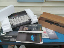 Vintage Commodore plus/4 in excellent condition