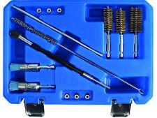 BGS Injektor-Schacht Sitz Reinigung Einspritzdüsen Dichtsitz Werkzeug säubern