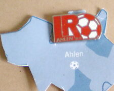 LR AHLEN-alter Pin aus Pinrahmen-ca : 1,6 cm x 9 mm-LR AHLEN PIN-TOP-FU 296