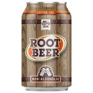 Tropical Sun Root Beer tastes better than A&W330ml x 24 cans Non Alcoholic