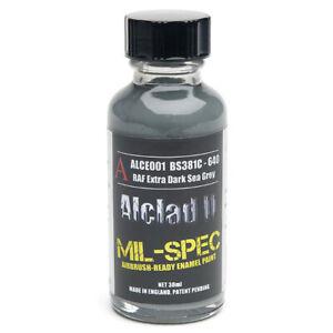 ALCLAD2, ALCE001 MIL-SPEC RAF EXTRA DARK SEA GREY (BS381C-640)