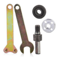Metal Grinder 100 Flange Lock Nut And Spanner Wrench For Milwaukee Makita