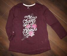 PEPPERTS Mädchen LA-Shirt Langarmshirt Gr.134 140 top Zustand mit 3/4 Ärmeln