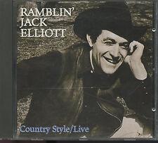 Country style/Live CD Ramblin' Jack Elliott