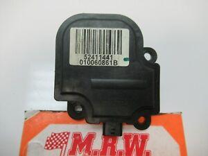 BLEND DOOR MOTOR BLOWER MOTOR AIR VENT DASH SWITCH 52411441 fits COBALT G5 SS GT