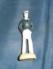 Soviet Era / EAST GERMAN DDR Toy Soldiers . SOVIET SAILOR  -  1960s ?