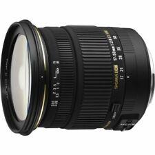 Sigma Af 17-50mm F2.8 Ex Dc OS HSM Per sony A Nero Obiettivo - Nuovo