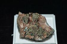 Perowskite Chlorite Vesuvianite - Farinole - Corse - France