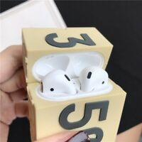 350 Shoe Box for Apple Airpods 3D Silicone Cases for AirPod Pro/AirPod 1st-2nd G