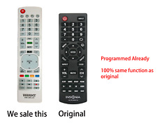 New listing New Universal Remote Control for Insignia Tv Ns-Rc4Na-14 - Already Programmed