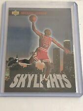 Upper Deck 1993 Michael Jordan Skylights #456