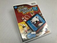 Rayman Raving Rabbids: TV Party Nintendo Wii Wii U  COMPLETE FREE SHIPPING #3