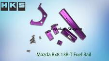 HKS For Mazda RX8 RX-8 SE3P 13B-T 13B Aluminium Fuel Rail Kit 2004-2011