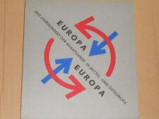 Europa, Europa - Das Jahrhundert der Avantgarde in Mittel- und Osteuropa Band 2