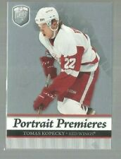 2006-07 Be A Player Portraits #106 Tomas Kopecky RC (ref50171)