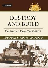 Australian Army History: Destroy and Build : Pacification in Phuoc Thuy,...