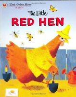 The Little Red Hen (Little Golden Book) by Muldrow, Diane