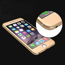3D Gold Full Cover Tempered Glass Curved Screen Protector For iPhone 6s