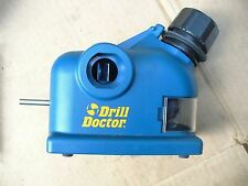 Drill Doctor Traveler 100 Drill Bit Sharpener - Powered by Your Electric Drill