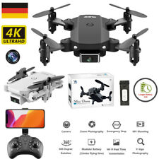 Mini Faltbar WIFI FPV Drohne 4K Pro 1080P HD Kamera Selfie Quadrocopter RC Drone