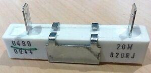 SMEG SF478X OVEN RESISTOR 20w GENUINE (SF478.27)