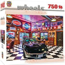 Masterpieces Wheels BLACK BEAUTY 750 Piece Jigsaw Puzzle