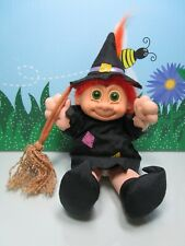 """WANDA WITCH w/OUT HANG TAG - 9"""" Russ  Wee Troll Kidz - NEW"""