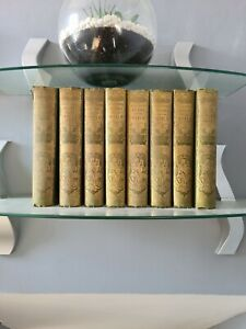 Harmsworth history of the world. Set Of Eight Encyclopedias