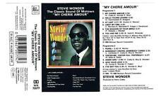 """STEVIE WONDER - """"MY CHERIE AMOUR"""".   *RARE CASSETTE TAPE*"""