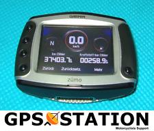 GARMIN zumo 550 Motorrad Navigationssystem mit Tasten