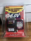 Nikko Radio Control 6.0 Volt NiCd Rechargeable Battery Pack & Charger 1769